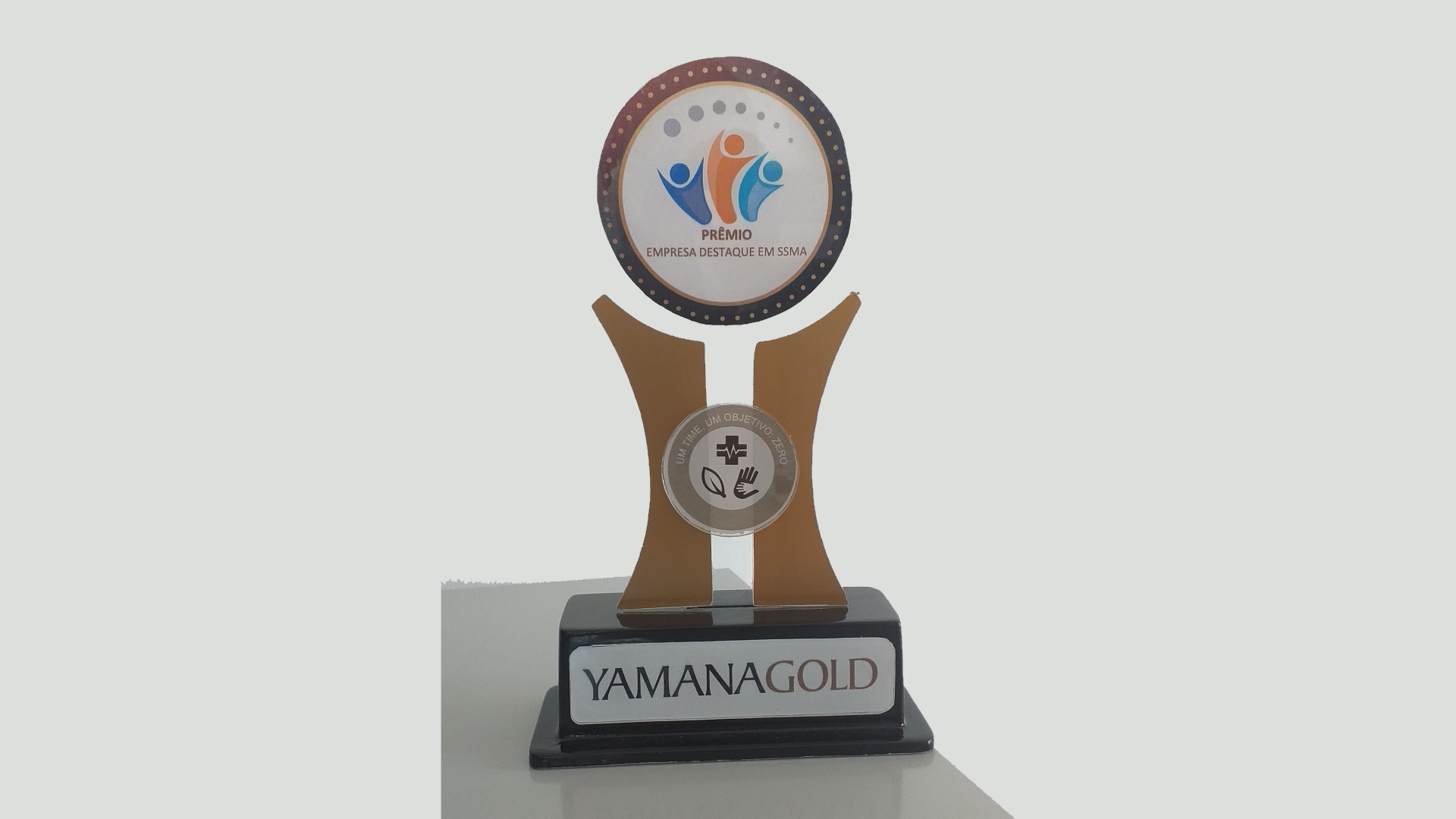 Yamana Gold distingue Geocontrole